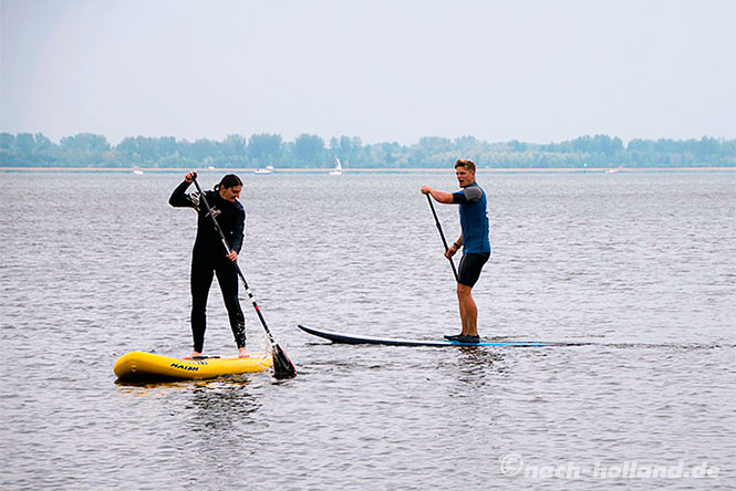 veluwemeer stand up paddling