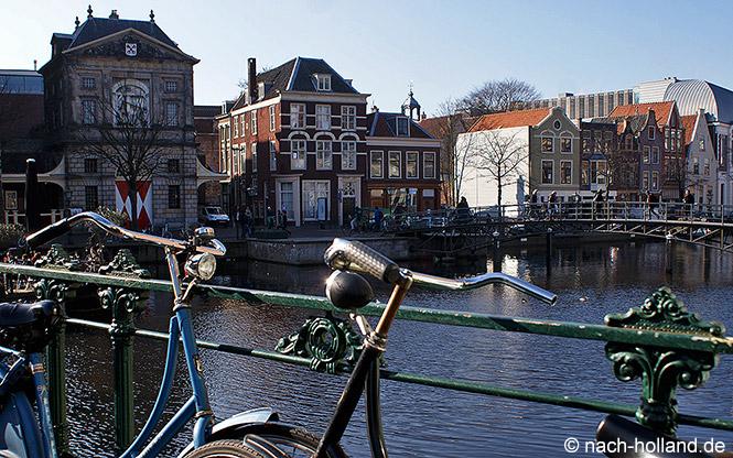 Innenstadt Leiden