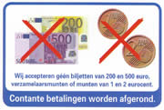 Sticker-geld