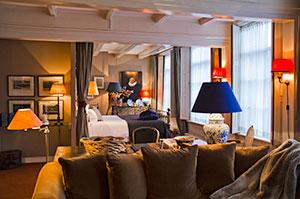 amsterdam 717 hotel Suite Schubert