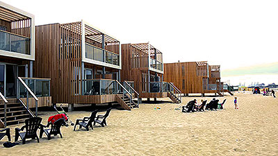Ferienhaus Am Meer Urlaub Am Strand In Holland