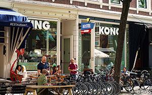 hostel king kong rotterdam