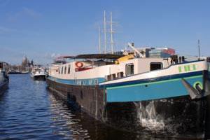 hotelboot fiep amsterdam