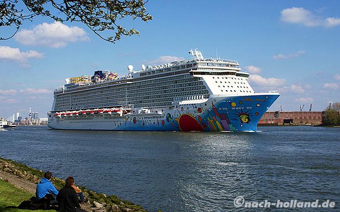 kreuzfahrtschiff norwegian