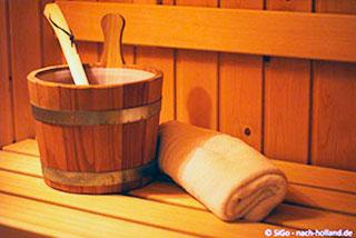 Sauna bei Landal Stroombroek