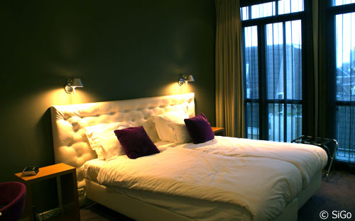 Zimmer im Court Hotel Utrecht